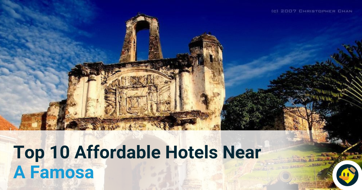 Top 10 Affordable Hotels Near A Famosa Featured Image